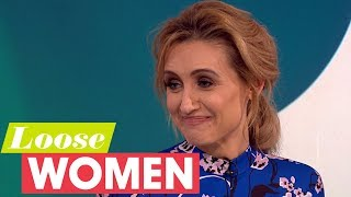 Cath Tyldesley Teases Her Big Corrie Exit | Loose Women