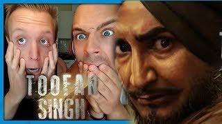 Toofan Singh (Official Trailer) | Ranjit Bawa Shefali Sharma Latest Punjabi Movie | Reaction by RnJ