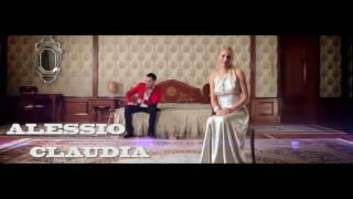 Repeat youtube video ALESSIO si CLAUDIA - A CAZUT UN FULG DE NEA