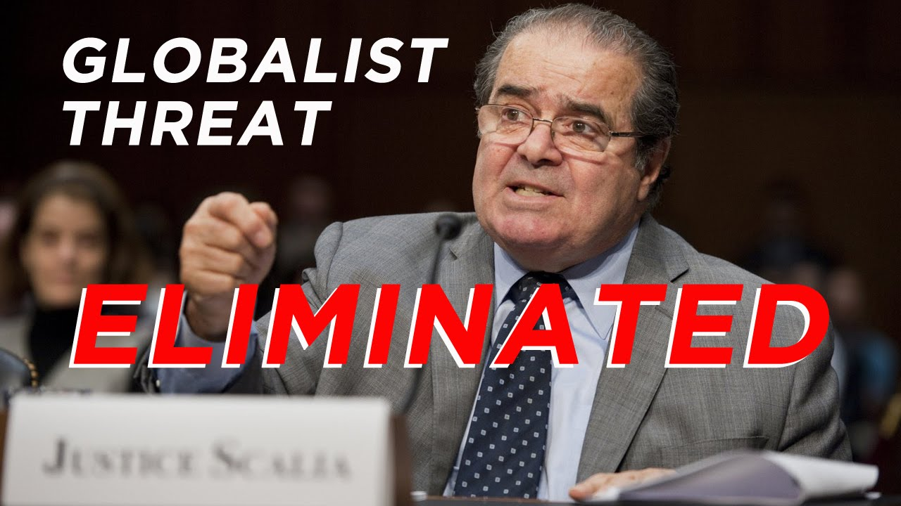 The likely murder of Scalia & the shadow civil war taking ...