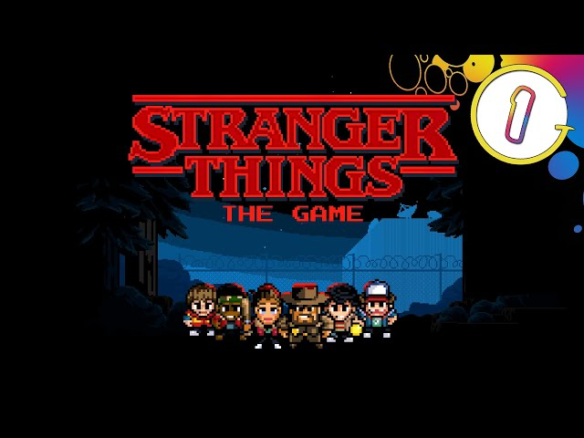 Mode 7! | Stranger Things: The Game Part 1