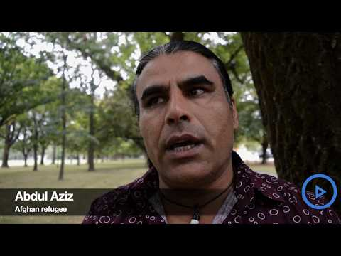 Meet Afghan refugee hero Abdul Aziz, who chased gunman away from New Zealand mosque