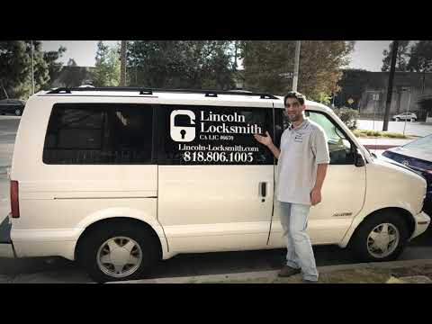 Lincoln Locksmith Proudly Serving Tarzana California