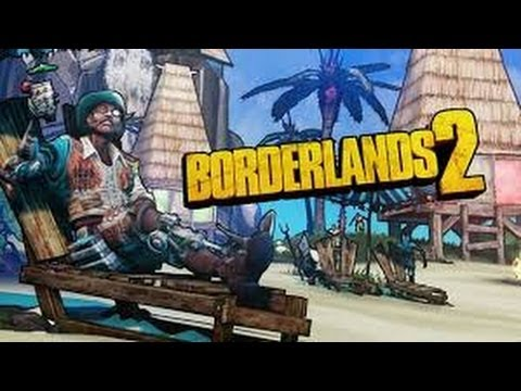 Borderlands 2 XCLG CS Let's Play Victims Of Vault Hunters From The SOC DLC