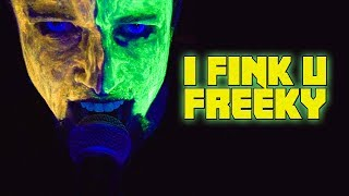 Die Antwoord -  I FINK U FREEKY (metal cover by Leo Moracchioli) thumbnail