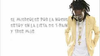 Bartender - T Pain Ft. Akon  Subtitulada Español