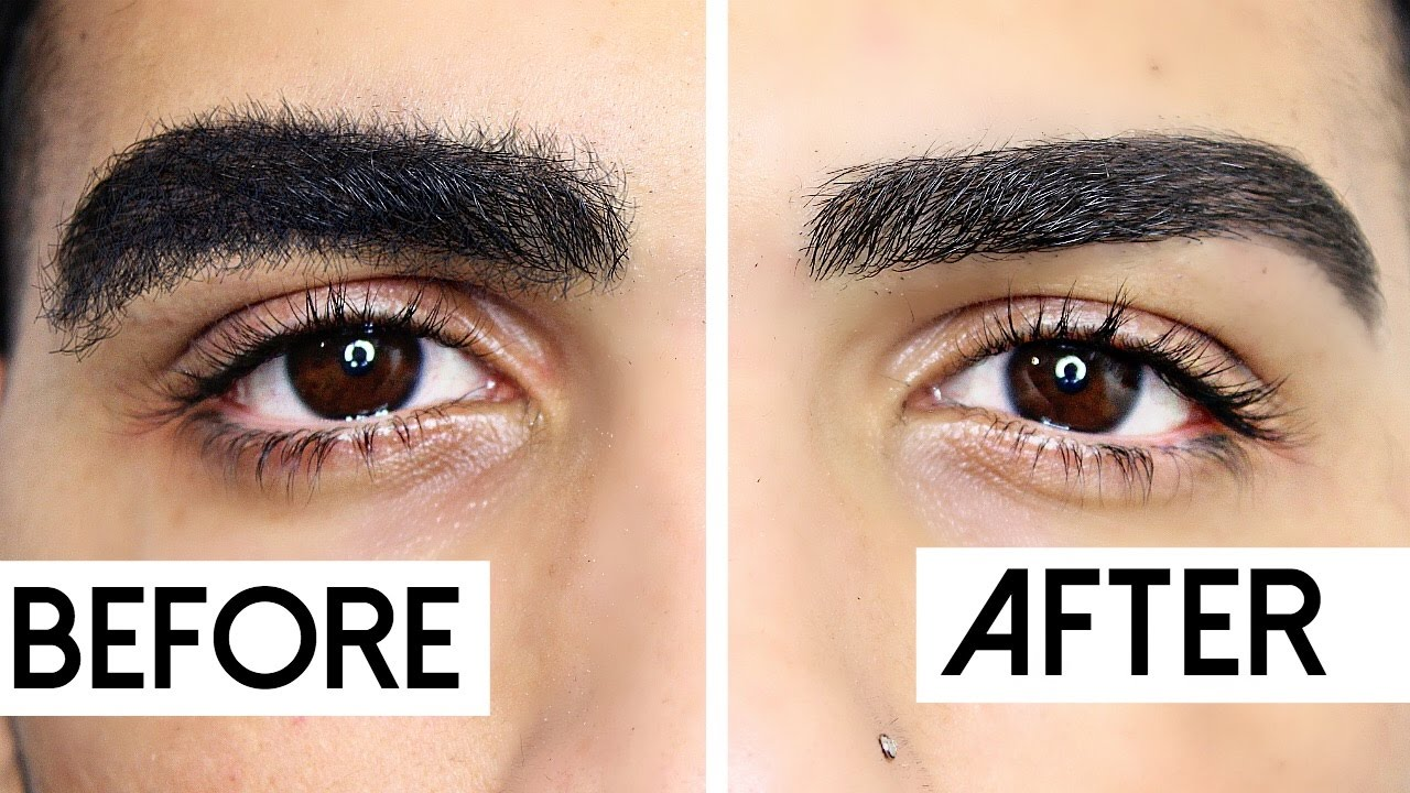 How To Get Perfect Brows My Eyebrow Tutorial Youtube