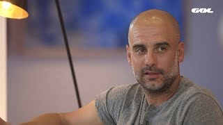 90 minutos con Pep Guardiola