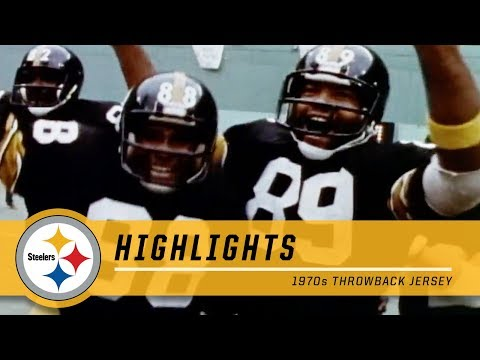 best website aacee 43af4 1970s Highlights: Watch the 2018 Throwback Jersey in Action ...