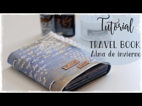 Tutorial Travel Book -Winter Soul ❄️