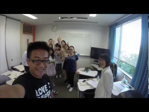 Niigata university exchange student