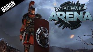 Total War Arena Gameplay Part 1 - Let