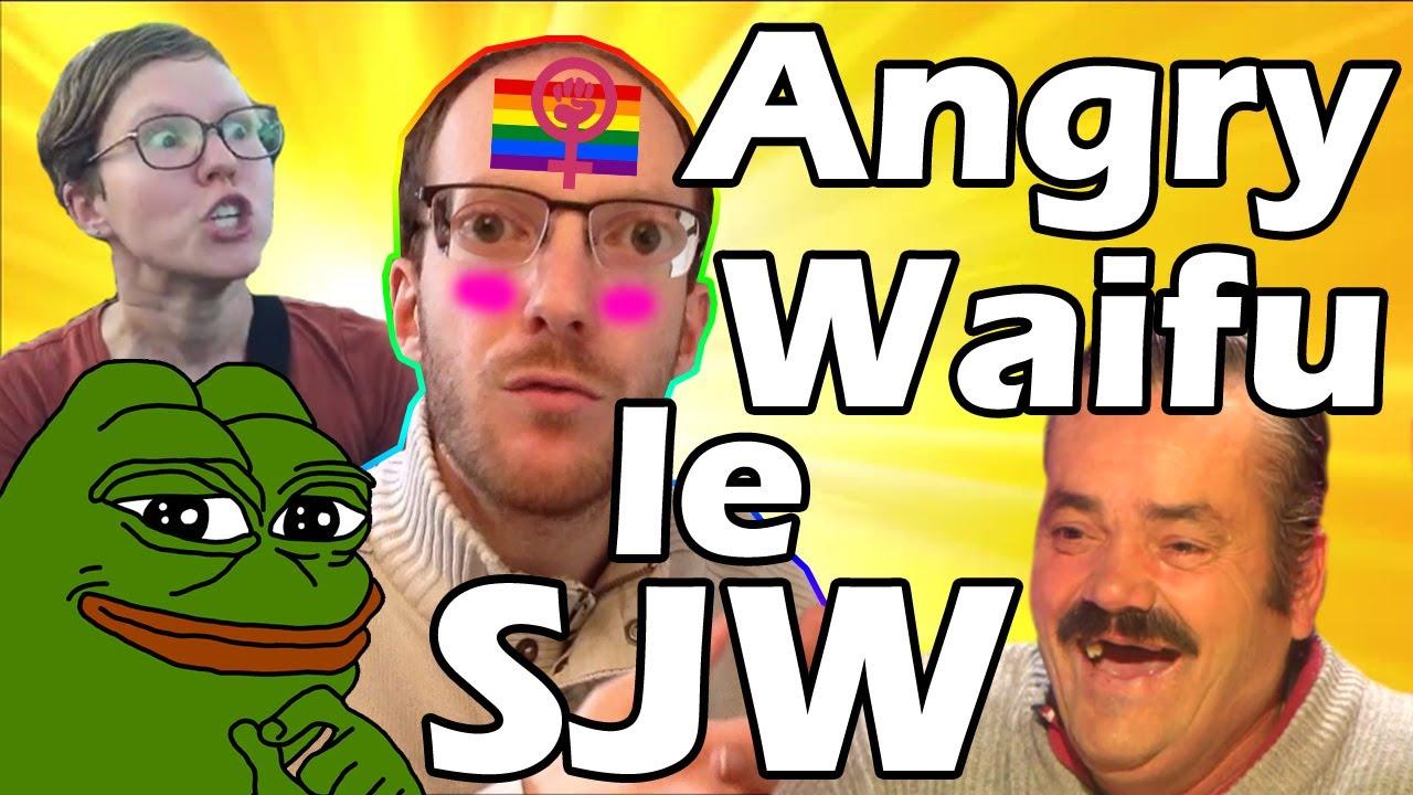 Angry Waifu le SJW - Angry Podcast #2