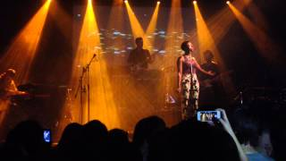 Bonobo - First fires (live in St.Petersburg)
