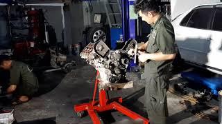 Có nên mua xe ô tô cũ đã qua đại tu - gara Cường Nguyễn