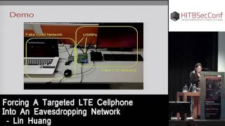 #HITB2016AMS D1T1 Forcing A Targeted LTE Cellphone Into An Eavesdropping Network - Lin Huang