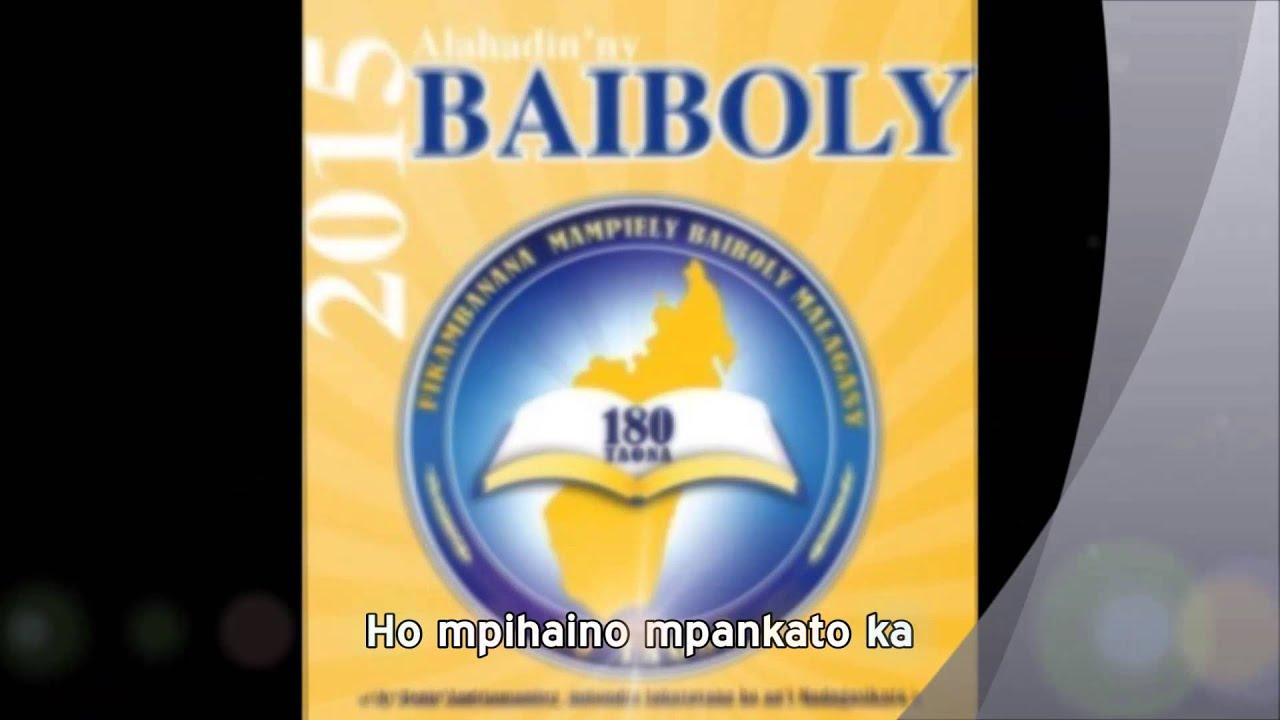 baiboly gasy