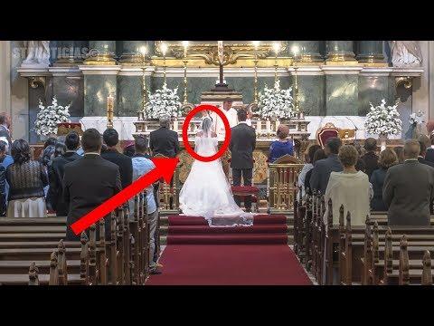 En el d�a de su boda se entera de la traici�n y esto es lo que hace en frente de todos los invitados