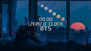 Download lagu BTS - 00:00 (Zero O'Clock) [INDO LIRIK]