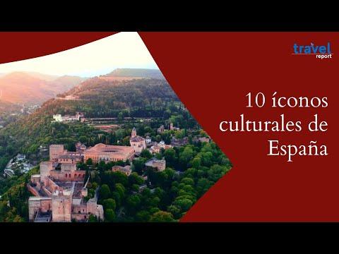 10 íconos de la cultura española