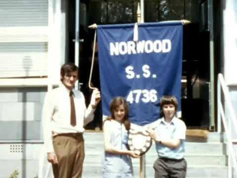 Norwood Primary School 4736 Ringwood, Victoria 1970's