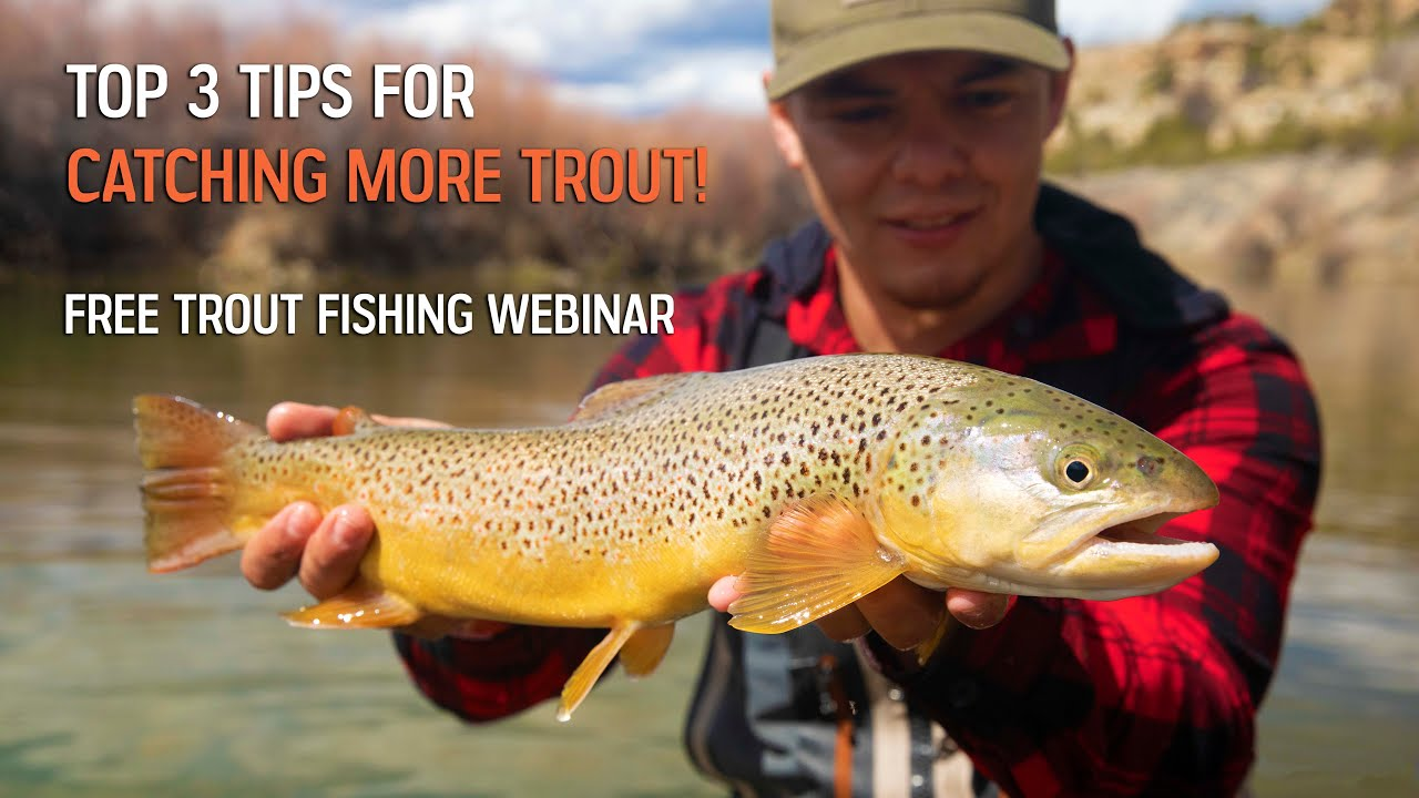 Fly Fishing Academy Webinar - April 2020