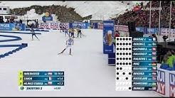 4. miejsce Moniki Hojnisz-Staręgi podczas Mistrzostw Świata w Antholz-Antereselva 2020 (Biathlon)