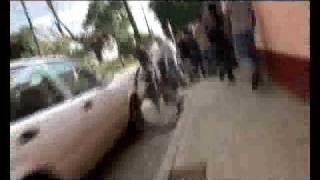 Attack on Protesters in Oaxaca, Oct 27 2006