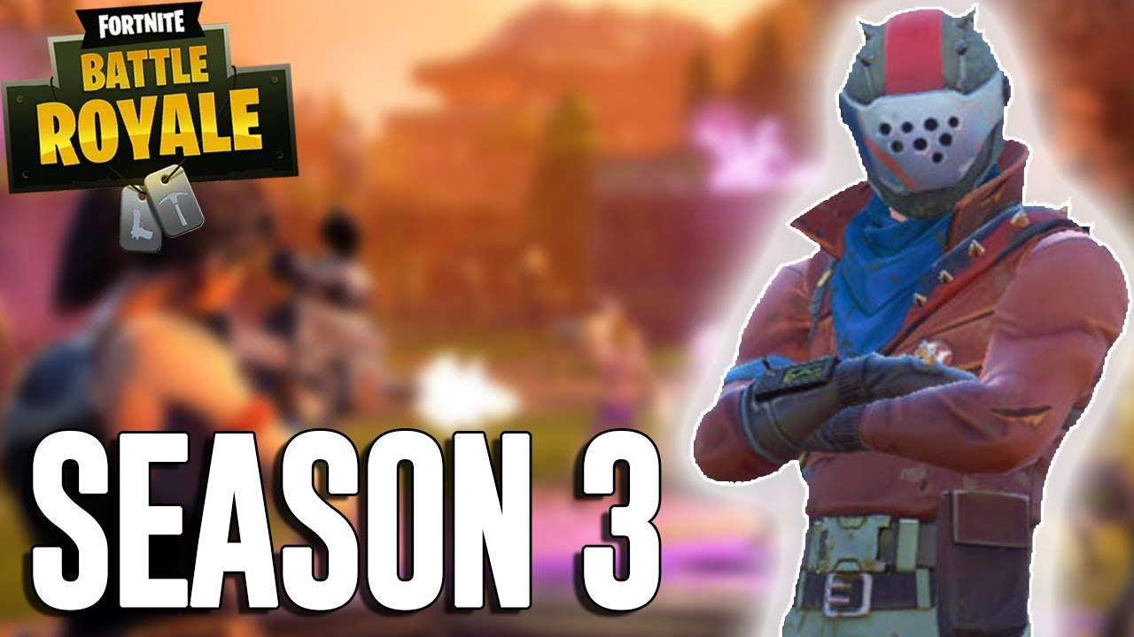 Fortnite Season 3 Fortnite Battle Royale Gameplay Ninja Youtube