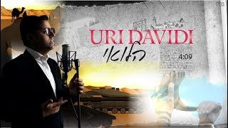 "Uri Davidi - ""Halevai"" (Official Lyric Video) 