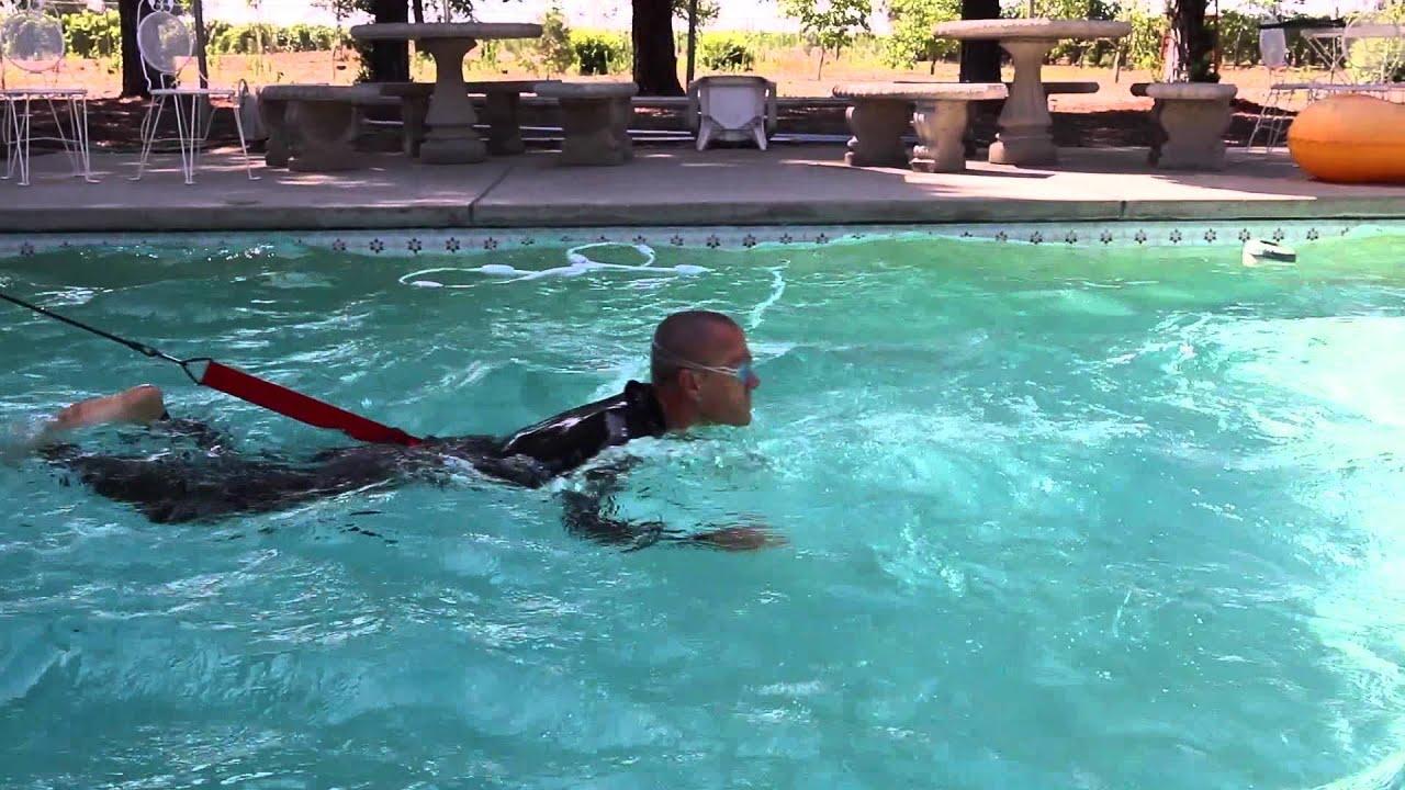 Swim Tether Pool Demo