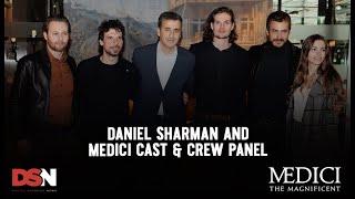 (LEGENDADO) Daniel Sharman no painel da Press Conference de Medici 3
