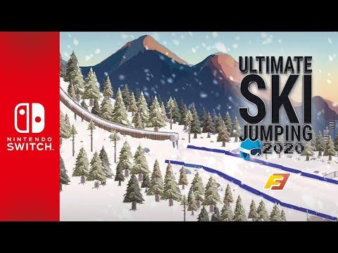 Ultimate Ski Jumping 2020 || Nintendo Switch Trailer