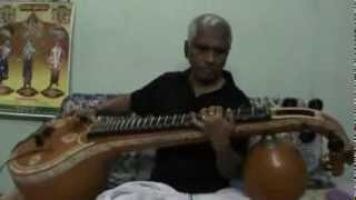 OUR SUNDAY(రాగమాలిక ): INDIAN CLASSICAL MUSIC , VEENA BY VADUGURU SURYANARAYANA MURTHY (DICKENS)