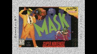 The Mask - 7th (Final) Level (including Boss Fight)