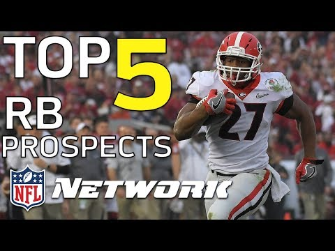 Top 5 NFL Running Back Prospects | Total Access | NFL Network