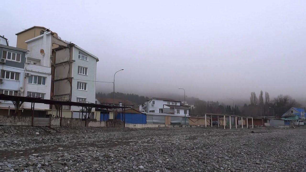 лазаревское фото посёлка