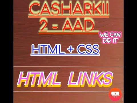 CASHARKI 2 AAD  HTML Iyo CSS | Kusabsan : Html Links | (afsoomali Kubaro) | Website Sida Losameyo