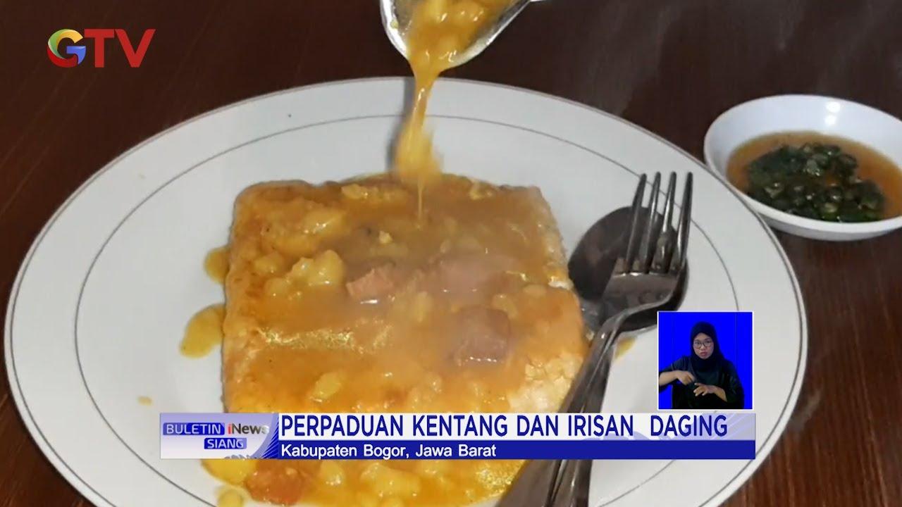 Martabak Kuah Kari, Perpaduan Kentang dan Irisan Daging #BIS 25/09