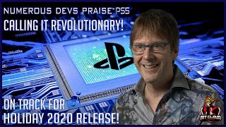 Developer's Praise PS5's Specs Calling It Revolutionary!! | New Patents Confirm New PS5 Features!!