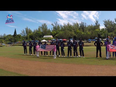 ICC Men's T20WCQ Americas: Bermuda v USA | Match Highlights