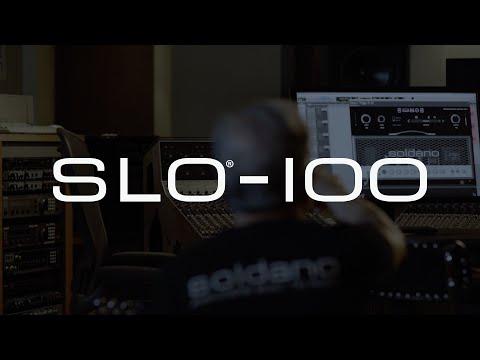 Soldano Amps SLO-100