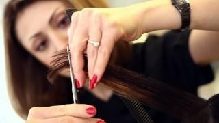 видео пепельное мелирование на темные волосы