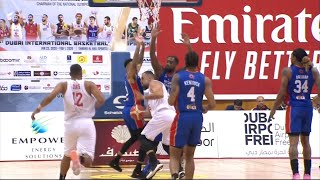 Highlights: Mighty Sports vs UAE | 31st Dubai International Basketball Championship