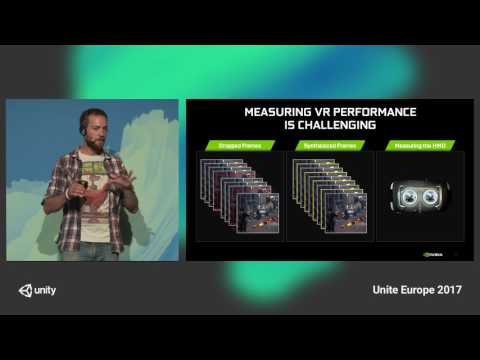 Unite Europe 2017 - Every millisecond counts: How to render faster for VR