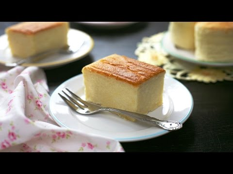 How to make Japanese cotton cheese souffle/ cheesecake (recipe) - Cách làm bánh phô mai Nhật Bản