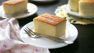 How to make Japanese cotton cheese souffle cheesecake (recipe)