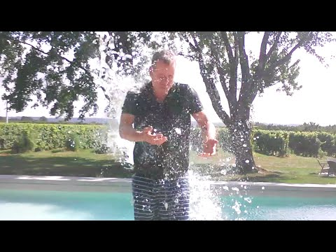 Architech's CEO & Founder accepts ALS Ice Bucket Challenge
