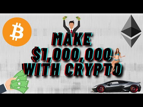 Become a Cryptocurrency Millionaire with $1,000