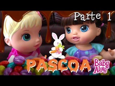 parte1-baby-alive-aprontando-na-caÇa-aos-ovos-de-pÁscoa!-peter-toys